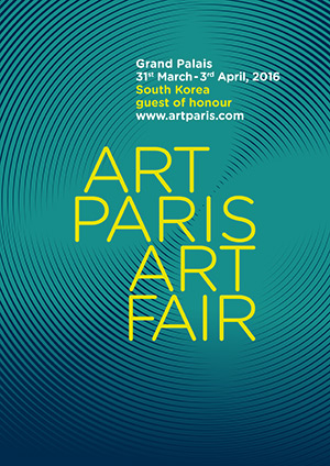 Art Paris Art Fair 2016, Galerie Olivier Waltman